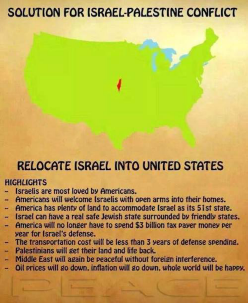 move_israel_to_usa